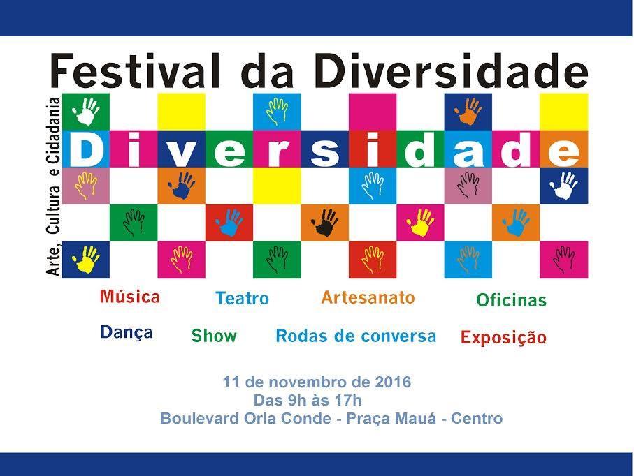 Tenda Interativa com Musicoterapia no Festival da Diversidade