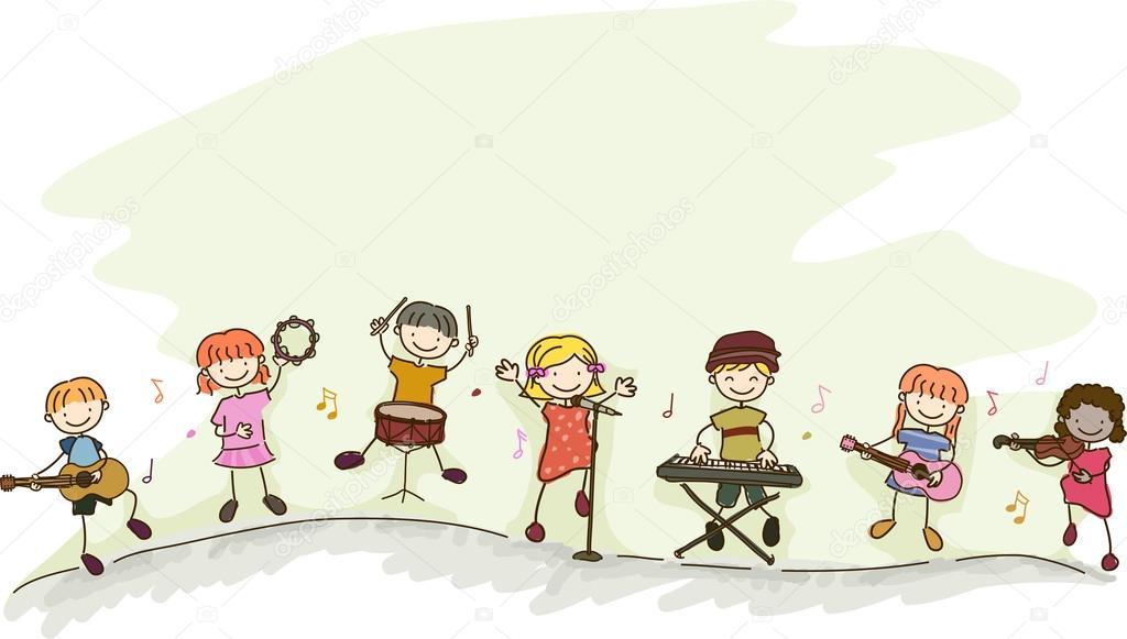 A música para crianças especiais