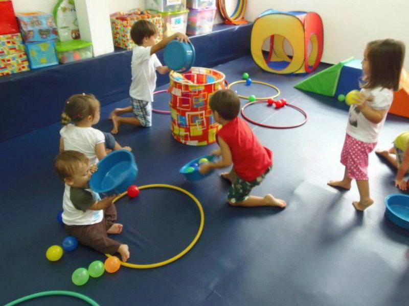 A Psicomotricidade na Educação Infantil